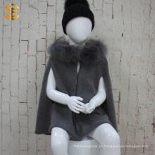 Nova Moda Outono Inverno Estilo Europa Casaco Casaco Casaco Casacos Meninas Capa Casaco