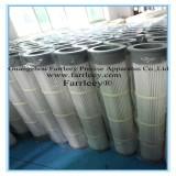 Farrleey Polyester 160 Tubesheet Vaccum Cleaner Filter Cartridge
