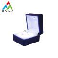 Luxus Ehering Box mit LED-Licht
