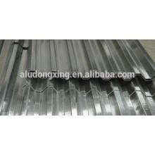 Folha / chapa de alumínio ondulado 5154