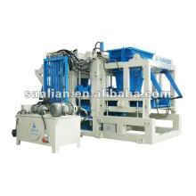 Máquina automática de moldeo de bloques de cemento QFT10-15
