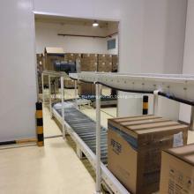 Автоматическое роликовое конвейерное оборудование для транспортной системы