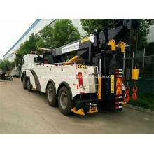 Camión de eliminación de bloque de carretera HOWO 8x4