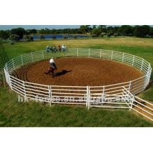 8 рельсы HD Гальванизировало панели крупного рогатого скота