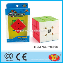 YJ YongJun Yulong Speed Cube Educational Toys English Packing for Promotion