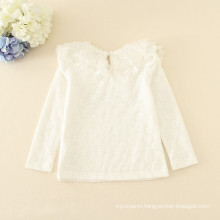 good quality children winter cotton clothes white sweatshirts girls undershirts wholesale retail trade assurance