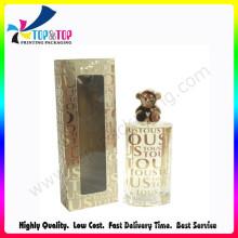 Lovely Perfume Bottle Packing Card Box