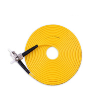 Good Quality for Multimode ST Patch Cable ST Singlemode Fiber Optical Patch Cord supply to Japan Suppliers