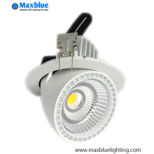 30W 50W COB Gimbal Ceiling Trunk Éclairage LED