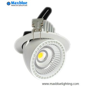 30W 50W COB Gimbal Ceiling Trunk LED Lighting