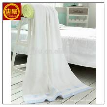 Tamanho padrão atacado toalha de banho para microfibra toalha de banho do hotel