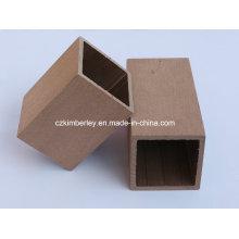 Экологически защитная, зеленая, деревянная пластмассовая композитная колонка WPC