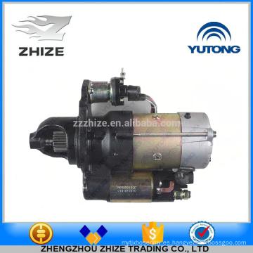 Proveedor de China EX precio de fábrica del autobús del recambio 1005-00787 Motor de arranque para Yutong ZK6760DAA / ZK6930H