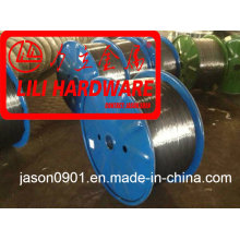 Steel Wire /Zinc Wire /Oil Temper Wire /Spheroidizing Wire/Stainless Steel Wire