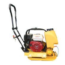 honda engine vibrating concrete plate compactor