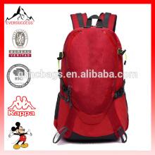 Hiking camping backpack outdoor adventure bag shouler strap backpack unisex