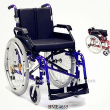 Lightweight folding wheelchair BME4635