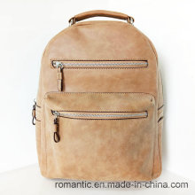 Wholesale Lady PU Backpack Women Travel Backpack Bag (NMDK-041304)