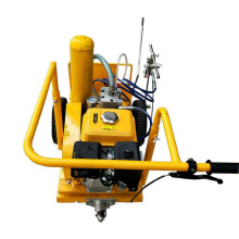 hand push antislip reflective road line marking machine