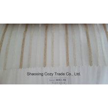 Nouveau tissu décoratif de rideau Organza Voiture Sheep gratuit 008290