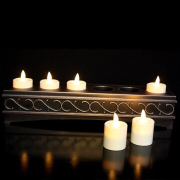 luminara tealight candle