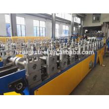 Máquina de fabricação de escada de metal de aço de alumínio, máquina de formação de rolo de escala multidimensional