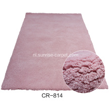 Microfiber Polyester Super Soft Shaggy Tapijt