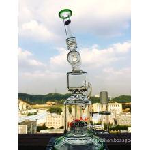 Enjoylife Hbking Glass Water Pipe Top Selling Smoking Pipes Hb-K22 Smoking Set for Vaping
