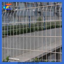 El triángulo dobla la cerca / la malla de alambre de esgrima ondulada (CT-45)