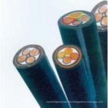 Teflon-Isolierung Silikon-Mantel 2,5mm DC-Kabel