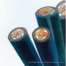 Тефлоновая изоляция силиконовой оболочки 2,5 мм DC-кабель