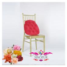 Banquet en aluminium table à manger bon marché chaises