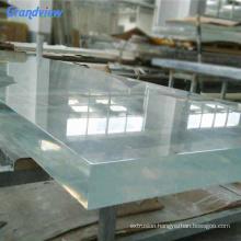 Customized fish tank large acrylic aquarium glass for swimming pools