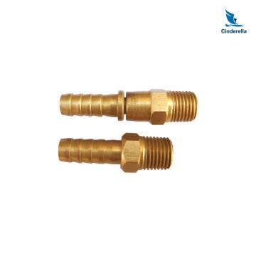 Metal Processing Service Brass Screws Bolts Nuts