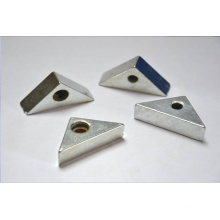 Постоянный редкоземельный неодимовый магнит треугольника NdFeB
