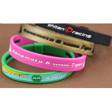 2014 New Amazing Custom Logo Silicone Wristband