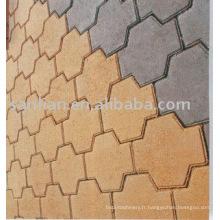 Machine de fabrication de briques de pavage QFT8-15