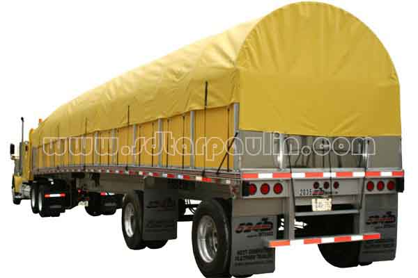 Heavy Duty Truck Tarps