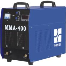 PONEY MMA máquina de soldadura DC inversor con certificado CE / ROSH / GS