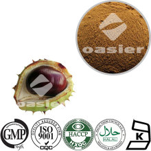 Aesculus hippocastanum L. Horse Chestnut seed extract powder 20%-98% Aescin