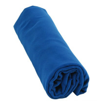 27.5x55inches Mesh Pouch Microfiber Sports Towel and Travel Towel