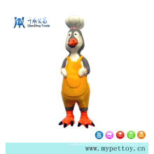 Good Quality Latex Cook-Cock Pet Toy for Dog