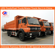 Beiben 6X4 290HP T-Type 15cbm Tipper Dump Truck (ND3251B38J)