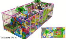 Xiamen F Rope Course Indoor Playground Equipment Fitness Equipment