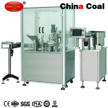Machine automatique de capsulage de remplissage de parfum de 20-30 bouteilles / minute