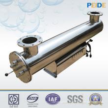 Esterilizador UV estéril do processamento 40/50 / 65mm do técnico no diâmetro