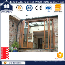 Aluminum Outwards Bi-Folding Door/Folding Door System