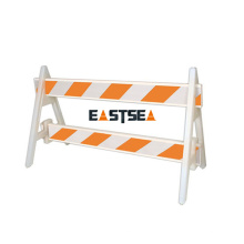 HDPE Plastic Traffic Control Temporary Fence