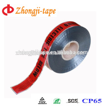 High Yield Strength underground detectable marking tape