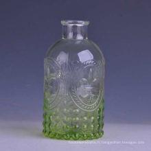Bouteille de diffuseur en verre de parfum de parfum aromatique à la maison